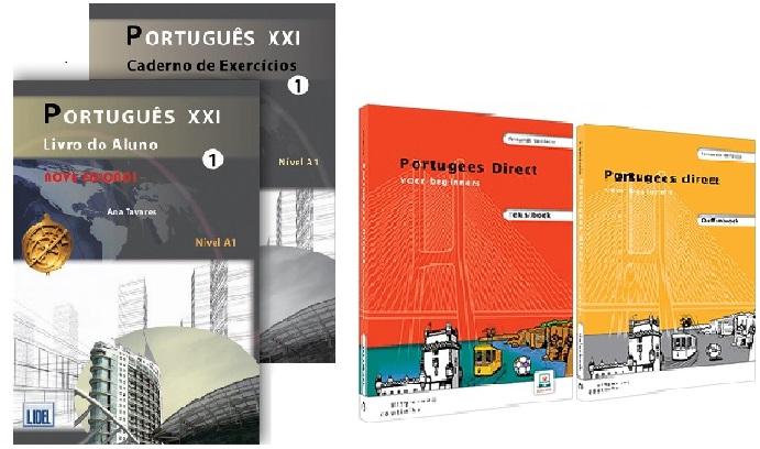 Boeken Portugees voor beginners