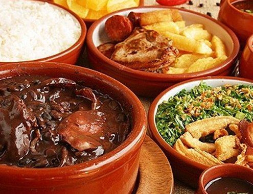 Comida traditional