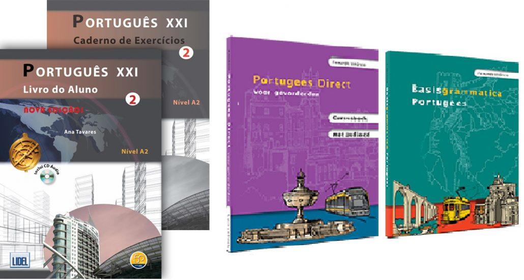 vervolgcursus Portugees - Boeken Portugees Direct voor gevorderden