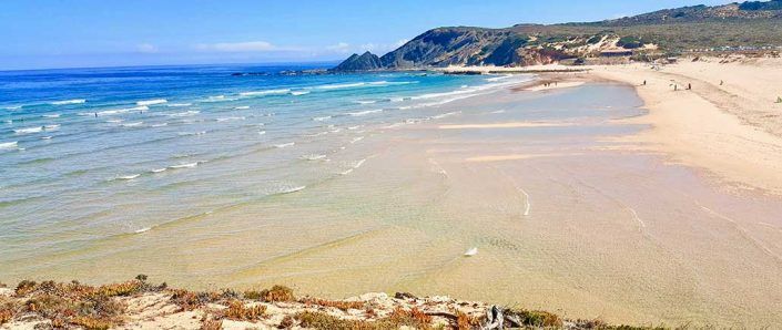 Strand portugal - Belangstelling voor Portugees